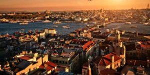Istanbul koukuttaa ja lumoaa