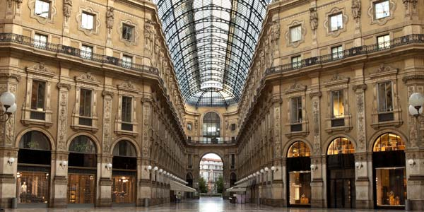 Milano nähtävyydet
