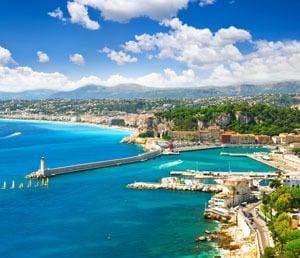 Nizza – kaupunki kauniissa ajassa