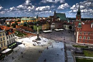 Dynaaminen Varsova tarjoaa citylomaa parhaimmillaan