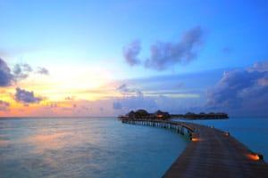 Matkakokemuksia Malediiveiltä