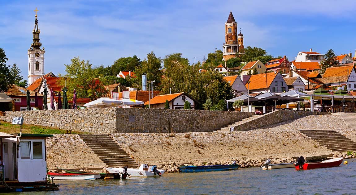 Belgrad, edullinen matkakohde