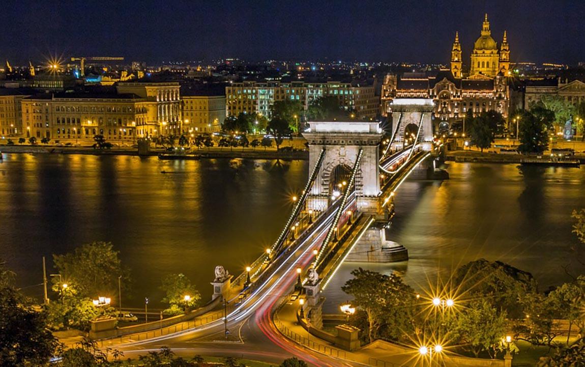 Edullinen matkakohde Budapest