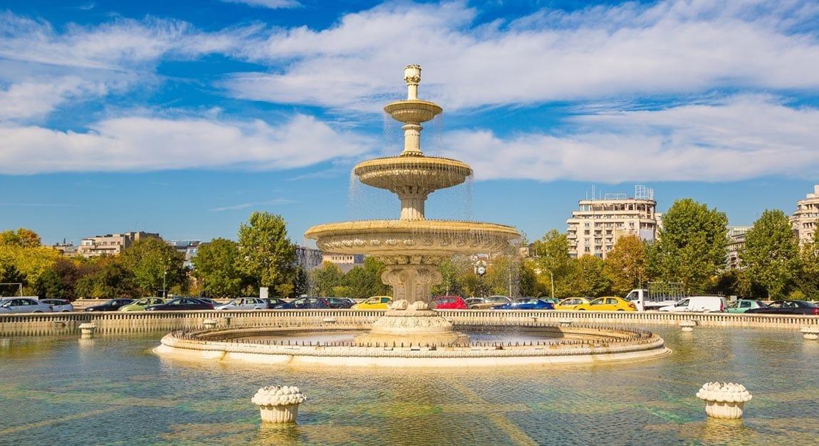 Edullinen matkakohde Bukarest