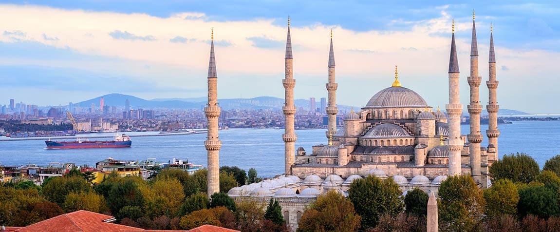 Halpa matkakohde Istanbul