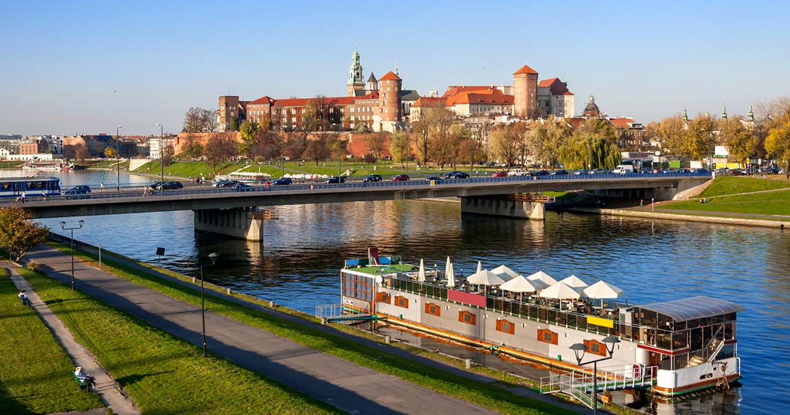 Krakova on TOP 15 halvimmat matkakohteet Euroopassa listalla toisena