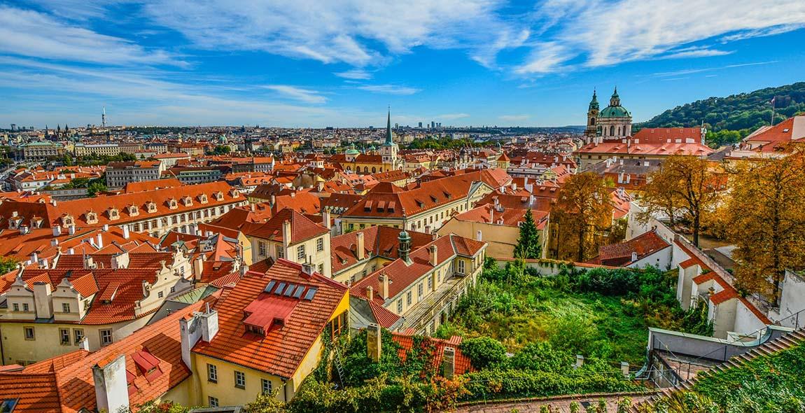Praha on yksi Euroopan TOP 15 edullisimmista kaupungeista