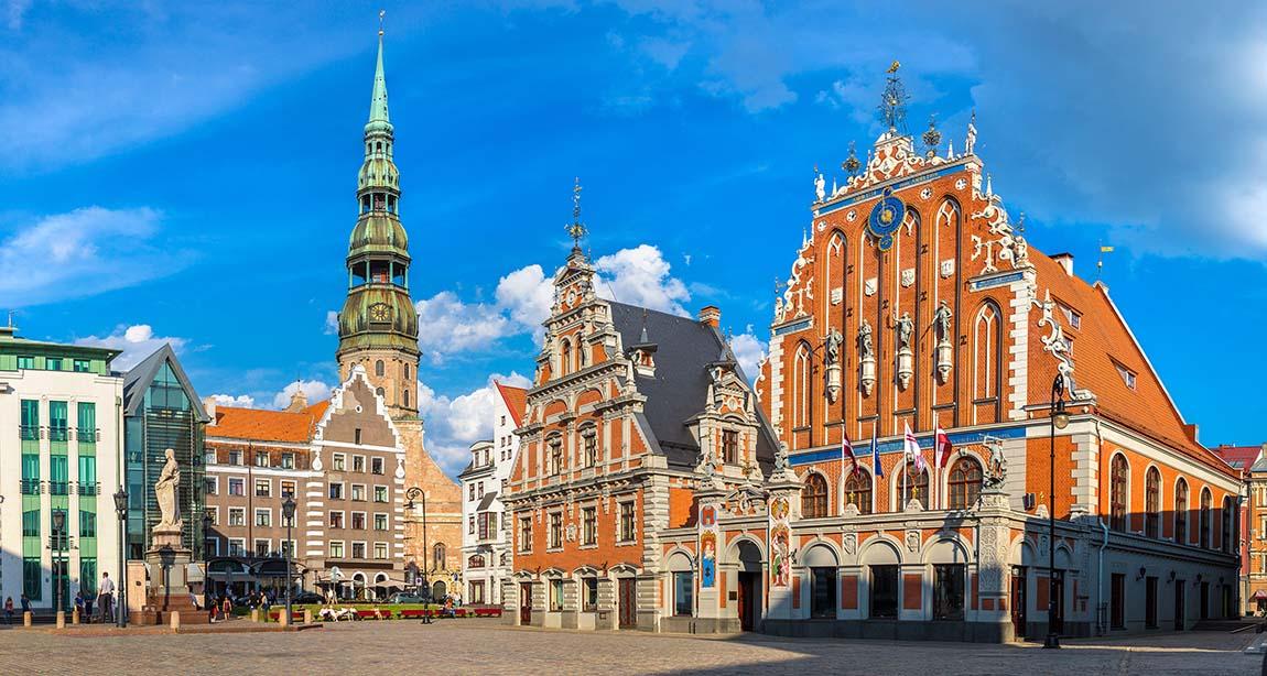 Riika on Latvian pääkaupunki ja todella edullinen matkakohde