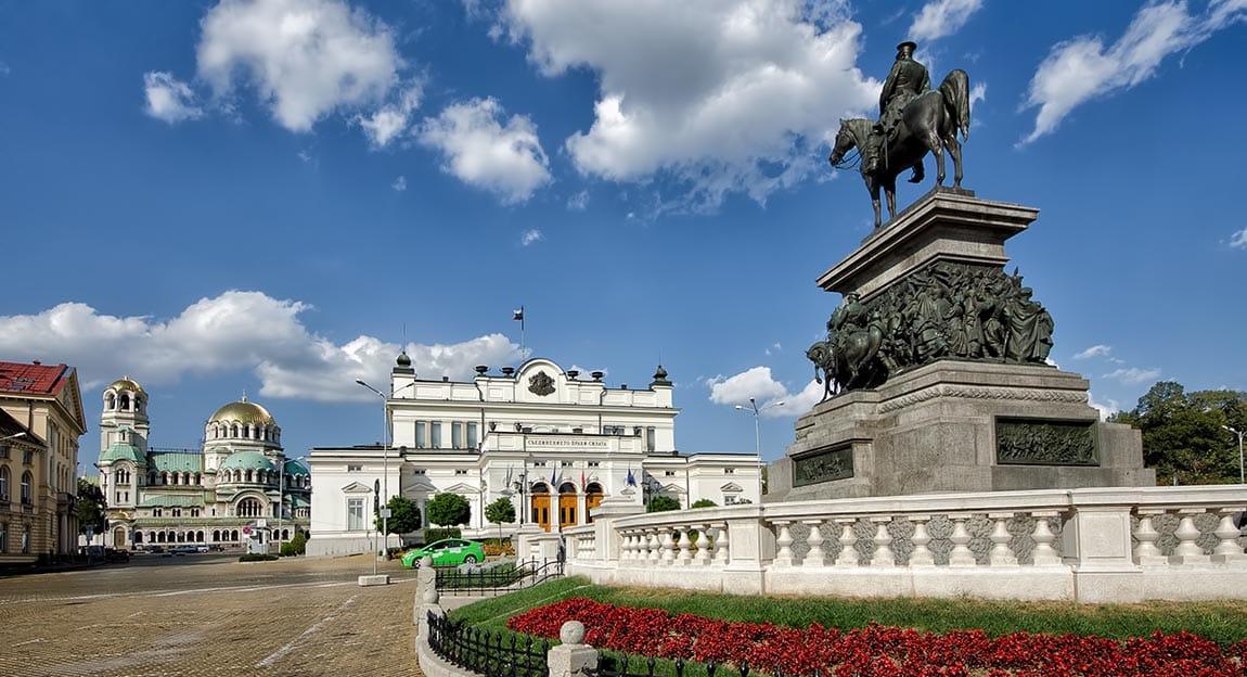 Bulgarian Sofia on yksi edullisimmista matkakohteista