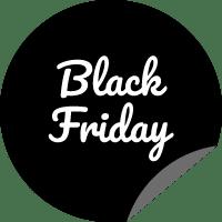 Musta Perjantai Black Friday osamaksutarjous