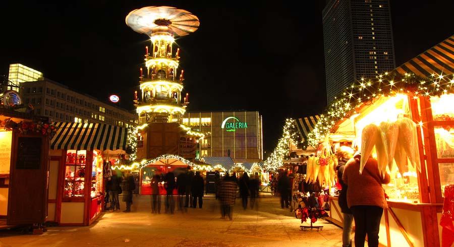 Matkat joulukuussa, joulutorimatkat ja muut lomat joulukuussa