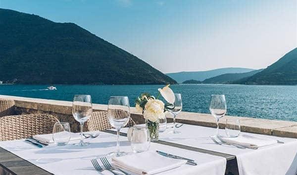 Hienot vuorimaisemat Montenegrossa